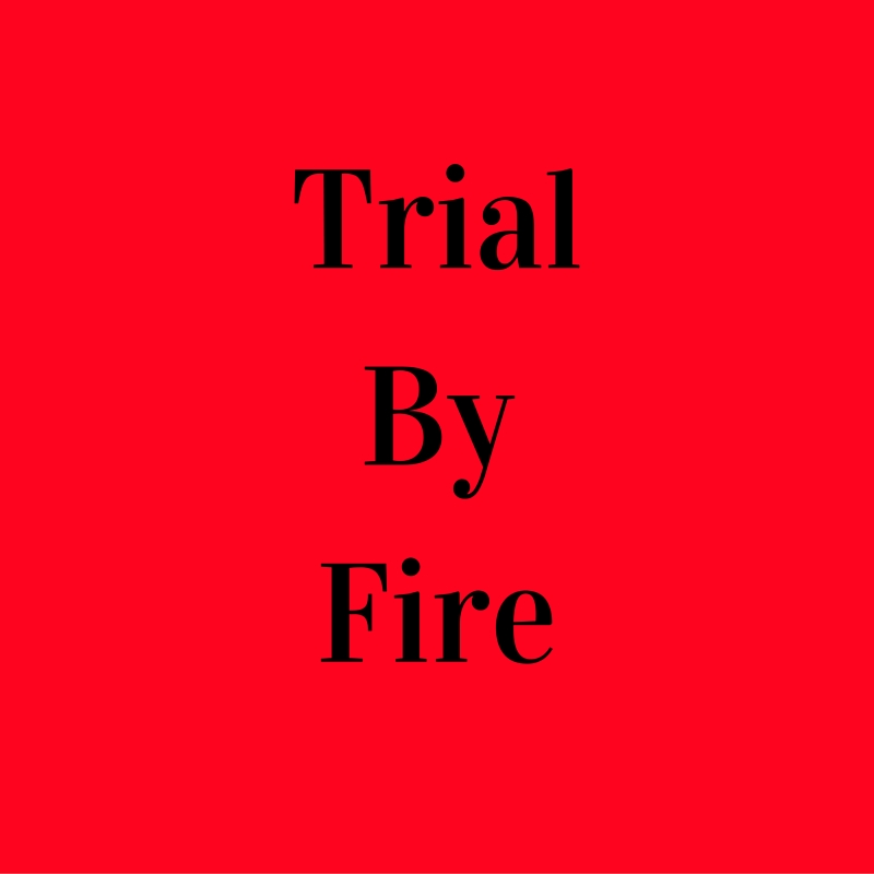 trial by fire Trial by fire is the second novel in the raised by wolves series which features bronwyn (bryn) alessia st vincent clare as the only human alpha of a werewolf pack called the cedar ridge pack she was raised in callum's pack since the age of four after her parents were murdered by a rogue werewolf named the rabid.