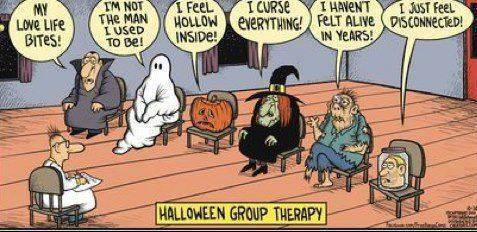 Make Me Laugh Wednesday: Happy Halloween Humor - Chris Cannon
