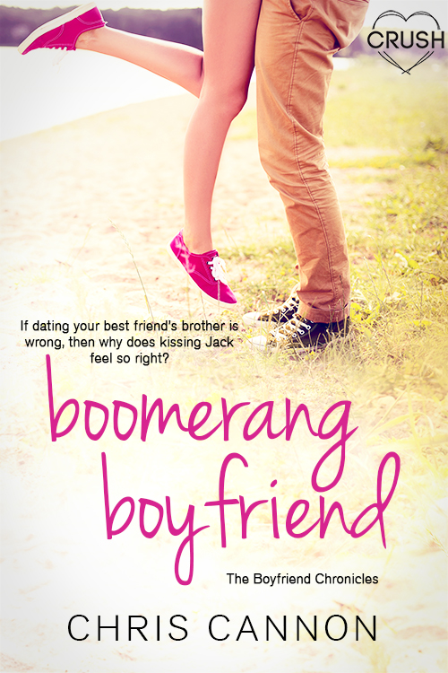 Boomerang Boyfriend(Boyfriend Chronicles Book 3)