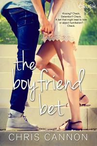 The Boyfriend Bet Book Cover